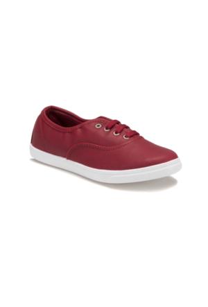 Torex 1273187 Bordo Kadın Sneaker