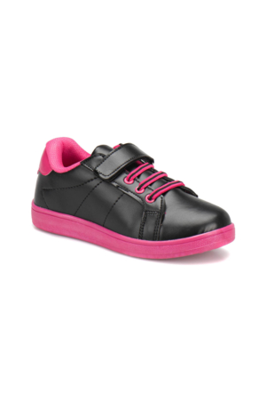 Torex 9315014 Siyah Fuşya Kız Çocuk Sneaker
