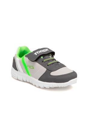 Torex 9315016 Gri Beyaz Yeşil Erkek Çocuk Sneaker