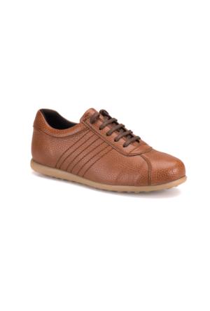 Travel Soft A7000005 Taba Kadın Sneaker