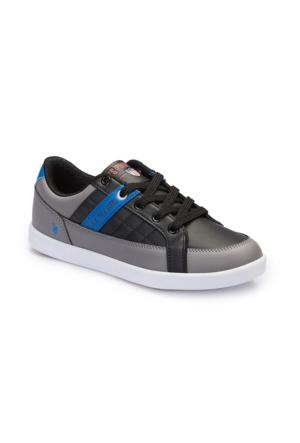 U.S. Polo Assn. A3377134 Siyah Erkek Çocuk Sneaker