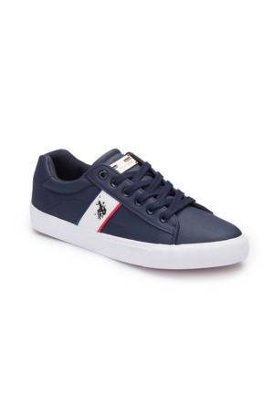 U.S. Polo Assn. A3375127 Lacivert Kadın Sneaker