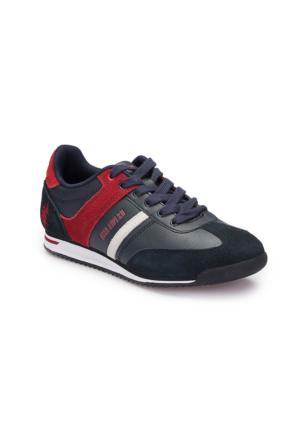 U.S. Polo Assn. A3375235 Lacivert Kadın Sneaker