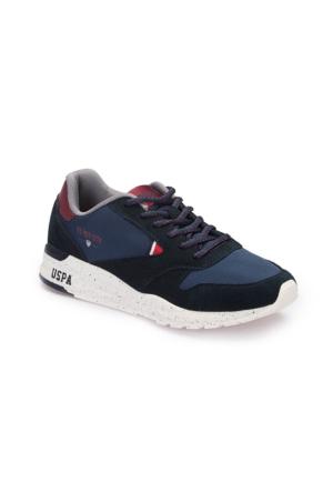 U.S. Polo Assn. A3375422 Lacivert Kadın Sneaker
