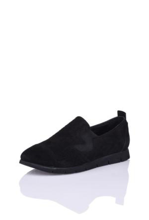 Bueno H1201 Siyah Espadril Ayakkabı