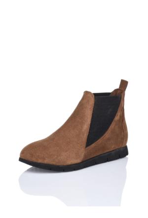 Bueno H1206 Taba Günlük Ayakkabı