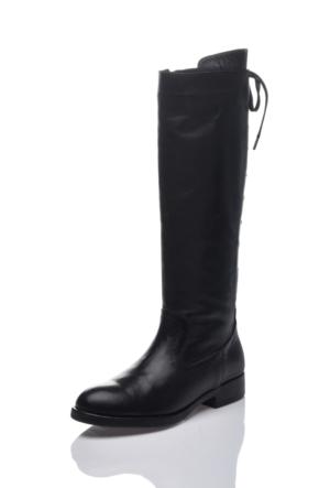 Bueno H702 Siyah Klasik Çizme