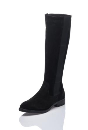 Bueno H703 Siyah Klasik Çizme