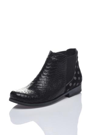 Bueno İzmir Siyah Günlük Ayakkabı