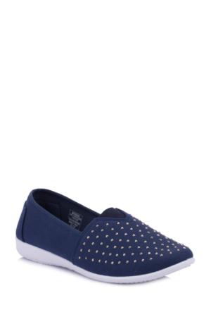 DeFacto Taş İşlemeli Kanvas Ayakkabı