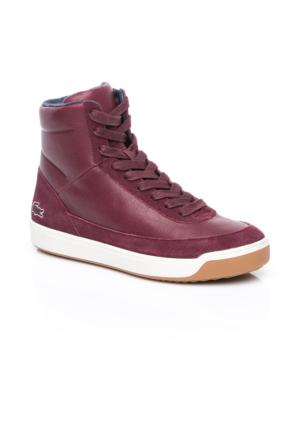 Lacoste Bordo Ayakkabı 732Caw0120.1V9