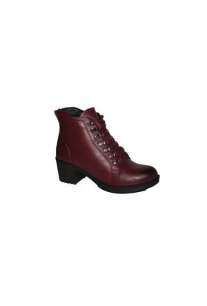 Polaris 157095Z Kadın Mikrofiber Günlük Ayakkabı