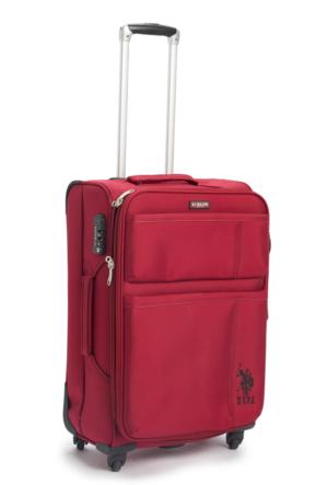 U.S. Polo Assn. Erkek Kırmızı Seyahat Çantası K6Plvlz6058B
