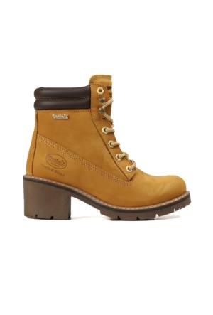 Dockers Sarı Kadın Botu A3365038