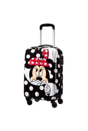 American Tourister Disney Legends Kabin Boy Valiz Minnie Pop