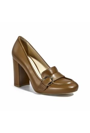 Desa Collection Kadın Klasik Ayakkabı Konyak