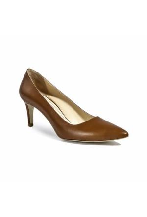 Desa Collection Kadın Deri Klasik Ayakkabı Konyak