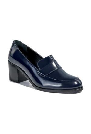 Desa Collection Kadın Klasik Ayakkabı Lacivert