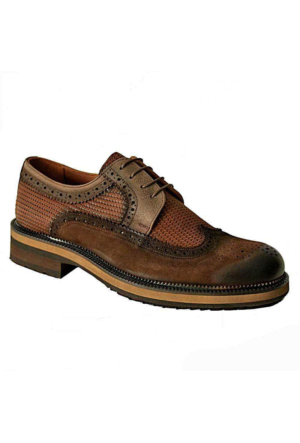 Marcomen 8811 Deri Erkek Ayakkabı Kahverengi