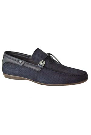 Marcomen 683 Nubuk Deri Erkek Ayakkabı Kahverengi