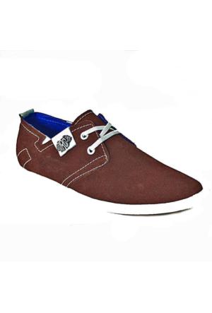 Marcomen 320 Süet Deri Erkek Ayakkabı Kahverengi