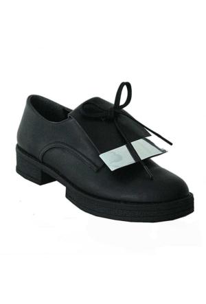 Meshure 7017 Günlük Kadın Ayakkabı Siyah