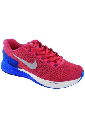 Nike Wmns Lunarglıde 6 Kadın Spor Ayakkabı Fuşya