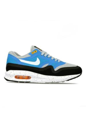 Nike Air Max Lunar1 Unisex Spor Ayakkabı Mavi
