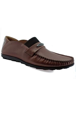 Fratelli 485 Deri Erkek Ayakkabı Taba