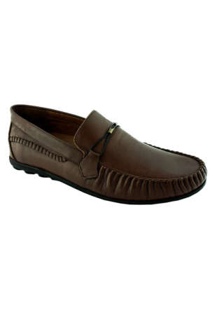 Fratelli 488 Deri Ortopedik Taban Erkek Ayakkabı Taba