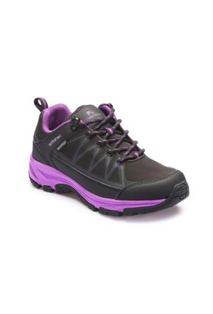 Lumberjack A3373328 Siyah Kadın Ayakkabı