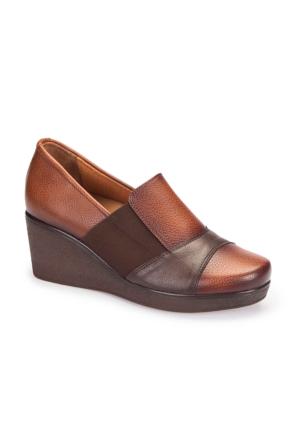 Polaris 5 Nokta 62.109125.Z Taba Kadın Ayakkabı
