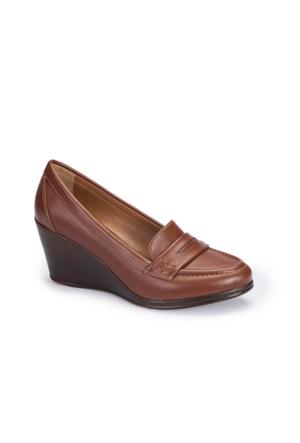 Polaris 62.156936.Z Taba Kadın Ayakkabı
