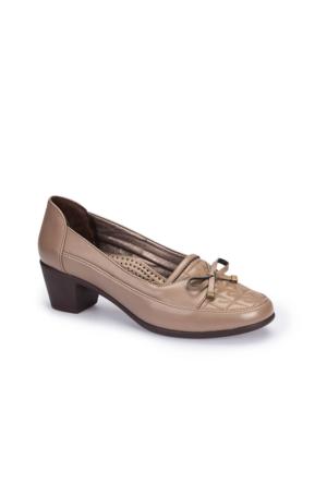 Polaris 62.156957.Z Vizon Kadın Ayakkabı