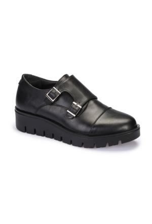 Polaris 62.109218.Z Siyah Kadın Ayakkabı