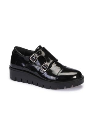 Polaris 62.109218Rz Siyah Kadın Ayakkabı