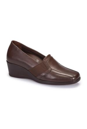 Polaris 5 Nokta 62.109098.Z Kahverengi Kadın Ayakkabı