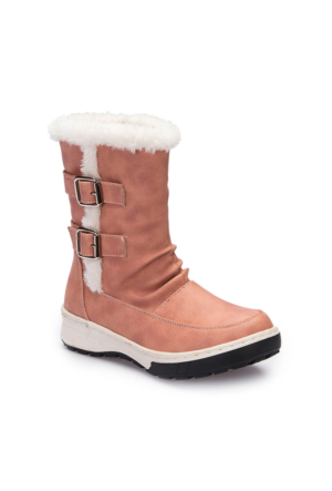 Pink Step A3360418 Pembe Kız Çocuk Çizme 424