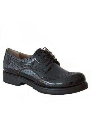 Charmia 903 Günlük Kadın Ayakkabı Siyah