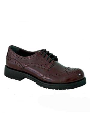 Charmia 903 Günlük Kadın Ayakkabı Bordo