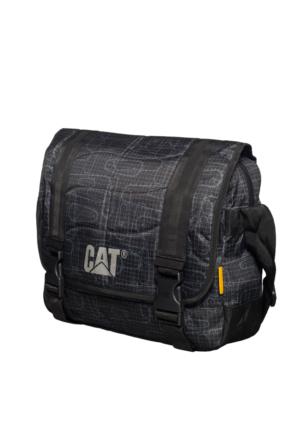 Cat Kumaş Laptop Bölmeli Postacı Çantası Ct80008.20 Siyah