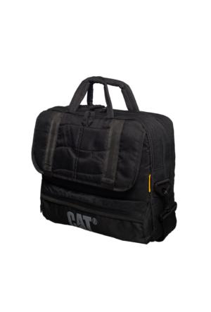 Cat Kumaş Laptop Bölmeli Postacı Çantası Ct80009.01 Siyah