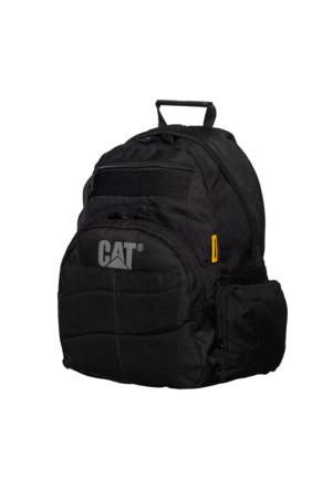 Cat Kumaş Laptop Bölmeli Sırt Çantası Ct80012.01 Siyah