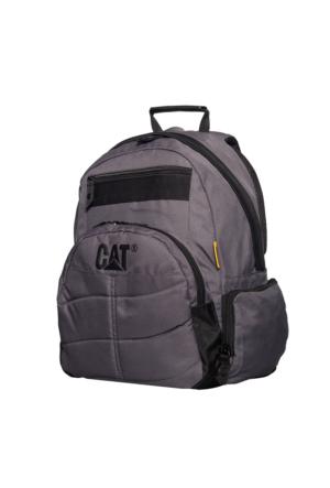 Cat Kumaş Laptop Bölmeli Sırt Çantası Ct80012.06 Gri