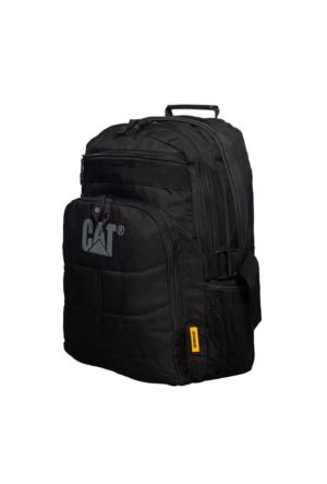 Cat Kumaş Laptop Bölmeli Sırt Çantası Ct80013.01 Siyah