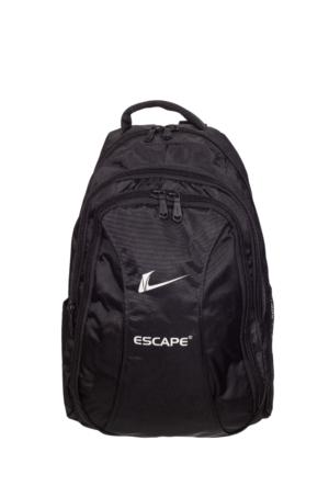 Escape Kumaş Sırt Çantası Escsrt-521 Siyah