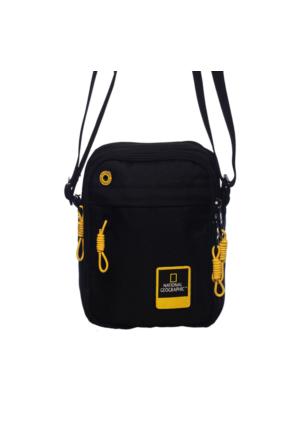 National Geographic Kumaş Çapraz Çanta Ng3505.06 Siyah