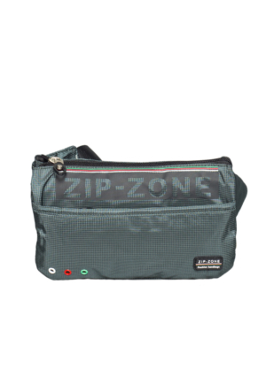 Zip Zone Kumaş Free Bag Z30858 Yeşil