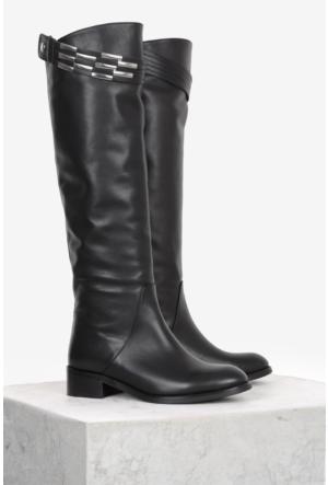 İlvi Country 10401 Çizme Siyah
