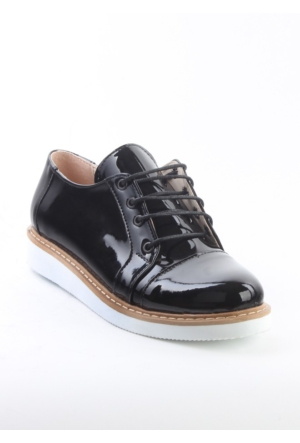 Markazen Rugan Spor Ayakkabı - Siyah